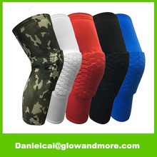 Factory customize Performance knee compression sleeve