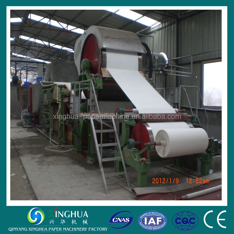 Good quality Low price semi automatic small toilet paper production line