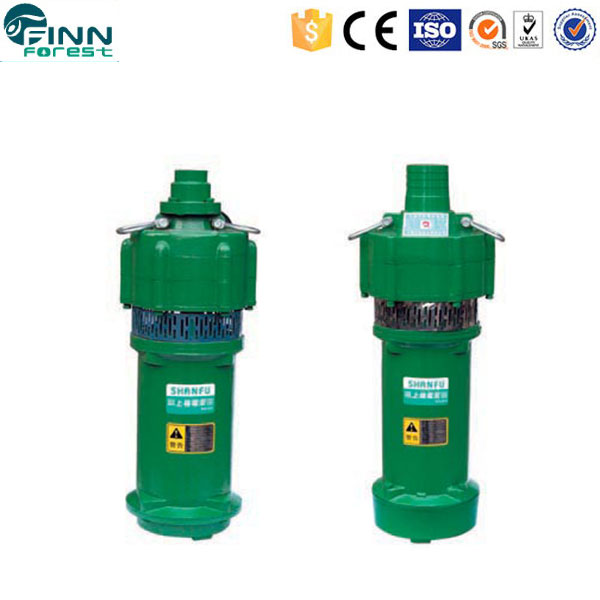 Factory supply submersible fountain pump 7.5kw water pump