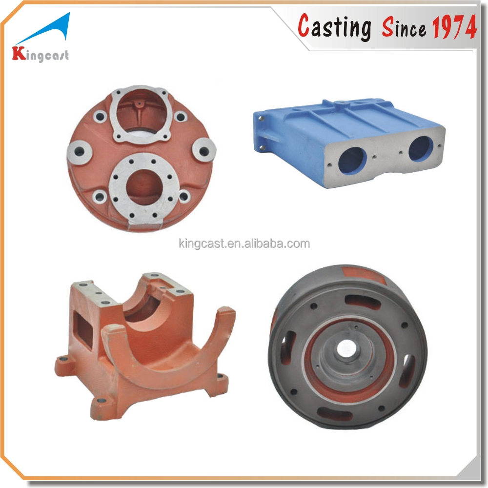 Custom foundry manufacture high quality best price China supplier cast iron casting parts