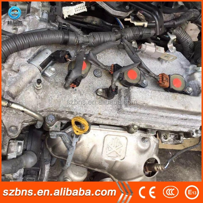 Gasoline Engine 2GR with well working condition and low mileage