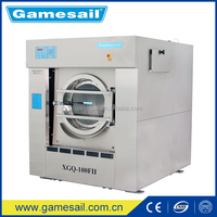 Fully Automatic industrial used industrial washing machine Commercial washing machine hotel large washer