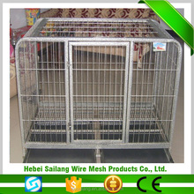 Shocked ,big capacity fashionable style protect foldaway dog cage