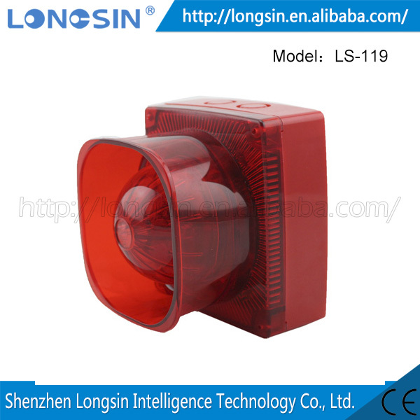 Hot sale firefighting sound and flash strobe siren with whole price
