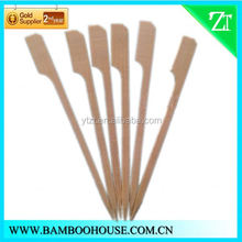 lower price disposable skewers for snack FDA proved