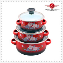 Keep Warm Cookware Enamel Korea Ceramic Cookware