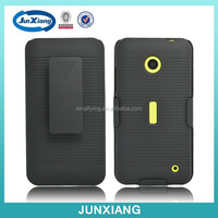 wholesale china goods phone holster rubber case for nokia lumia 630