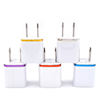 Dual 2.1A wall charger travel charger for ipad/smartphone dual usb wall charger