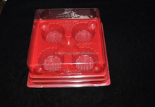 Candy chocolate plastic packing box