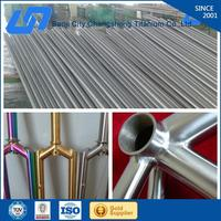 38.1mm gr9 bike tube titanium for bike frame use