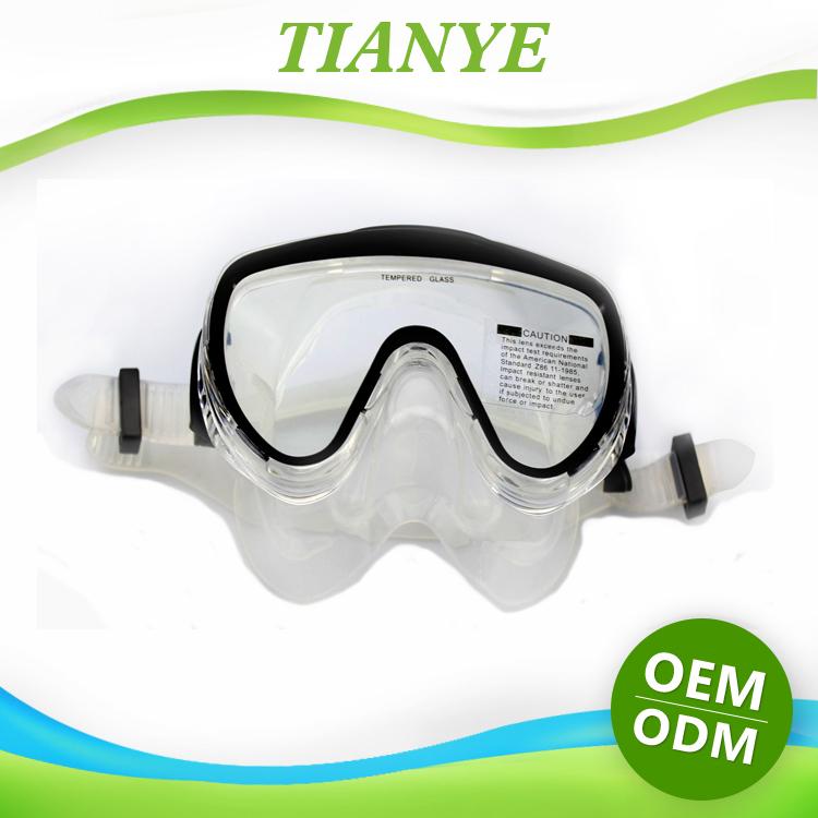 Набор для подводного плавания и масок, дешевая маска и набор для подводного плавания, Китай маска для дайвинга