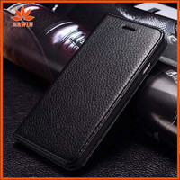 2014 newest custom made mobile phone pu leather case wallet