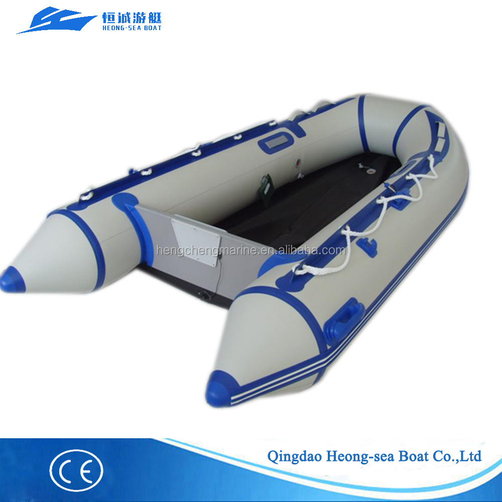 colorful inflatable boat with Aluminum Floor for Dingy, fishing,Sailing, Dive