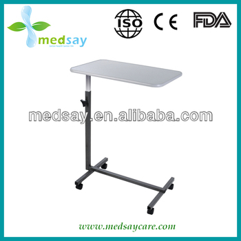 Hospital movable dinning table