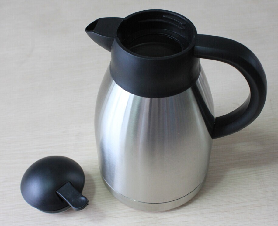1.2L/1.5L/1.8L Stainless Steel coffee pot ,thermos pot ,thermos flask