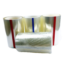 Hot sale glass protective pet film rolls