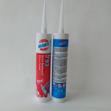waterproof joint silicone sealant granite adhesive