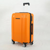 Wholesale PP Trolley Bag Travelling Luggage Wheeled Flight Case Hard Trolly Bag Cabin Suitcase