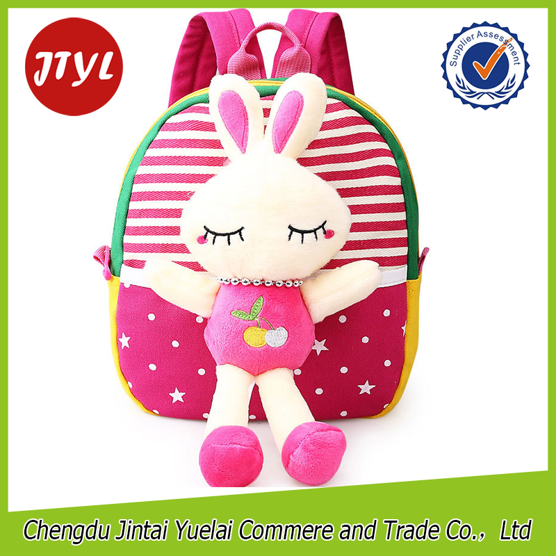 Kids Animal <strong>Backpack</strong> Children <strong>Backpacks</strong> Little Kids School <strong>Backpack</strong> with Hanging Toys