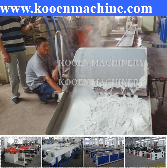 PE Wax extruder extrusion line production line plant machine making machine