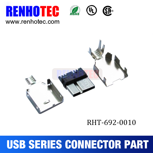 Renhotec high speed usb 3.0 cable parts