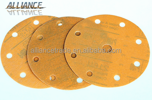 3M 255P abrasive paper and disc