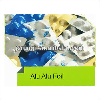 factory price pharma cold forming alu foil