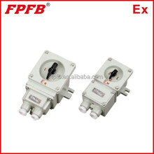 BHZ51 380V 3P Explosion proof transfer switch 25A