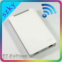 Simple Design 2.5'' Wireless Hard Drive Wifi HDD Enclosure Hard Disk Drive