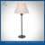 Cheap table lamp with different fabric shade for modern home decoration