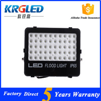 2016 Focus IP66 CE RoHS Outdoor LED Flood light100W for square lighting solar flood light with timer