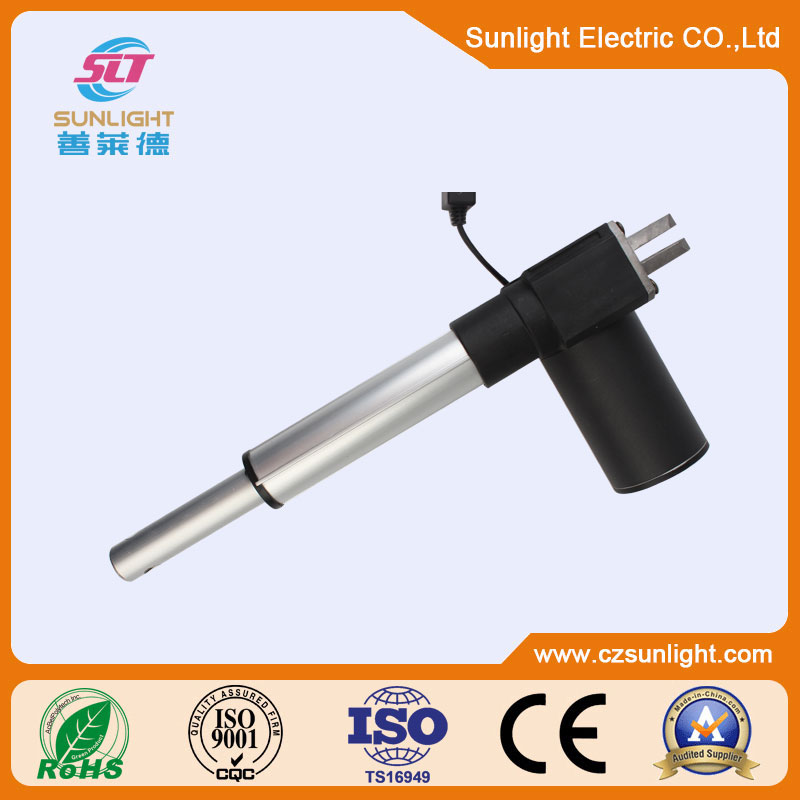 Waterproof electric 12V 24V linear actuator dc motor with cheap price