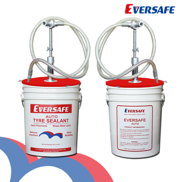 Hangzhou Eversafe anti puncture Tubeless Car tire sealant without vibration