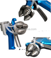 Liquid Image triple nozzles spray chrome silver painting gun NO. SG3H for metal coating
