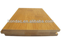 Cheap waterproof carbonized horizontal solid bamboo flooring