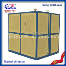Metalforming machine heat conduction oil stove,sanitary fittings oil transfer heater
