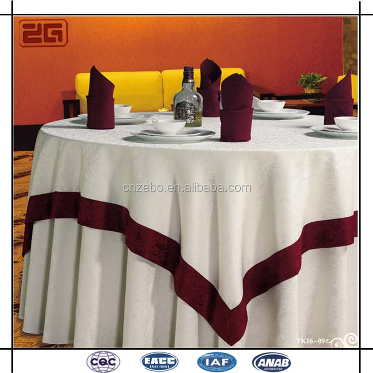 Hot Selling Wholesale Cheap New Designed Royal Wholesale Sequin Tablecloths