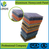 Excellent insulated FRP PP honeycomb Sandwich panel