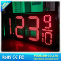 led gas price sign/gas station led price sign/LED Gasoline PRICE SIGN