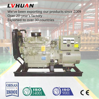 1000kw standby power supply diesel electric generator
