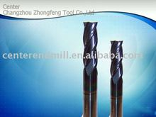 4 flute carbide end mills, TIALN coated