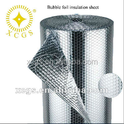 aluminum foil thermal insulation air bubble insulation house wrap