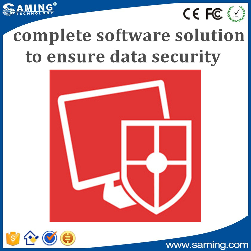 simple and easy to use software helps protect your personal information and data