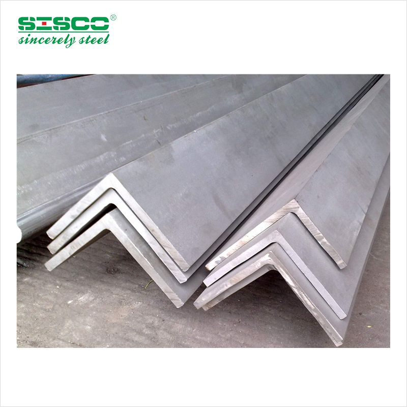 Hot Rolled MS Carbon Steel Equal Unequal Slotted Hot Dipped Galvanized Angle Steel Bar with holes