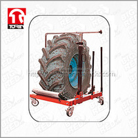 Torin BigRed 1.2Ton Hydraulic Truck Dual Wheel Dolly