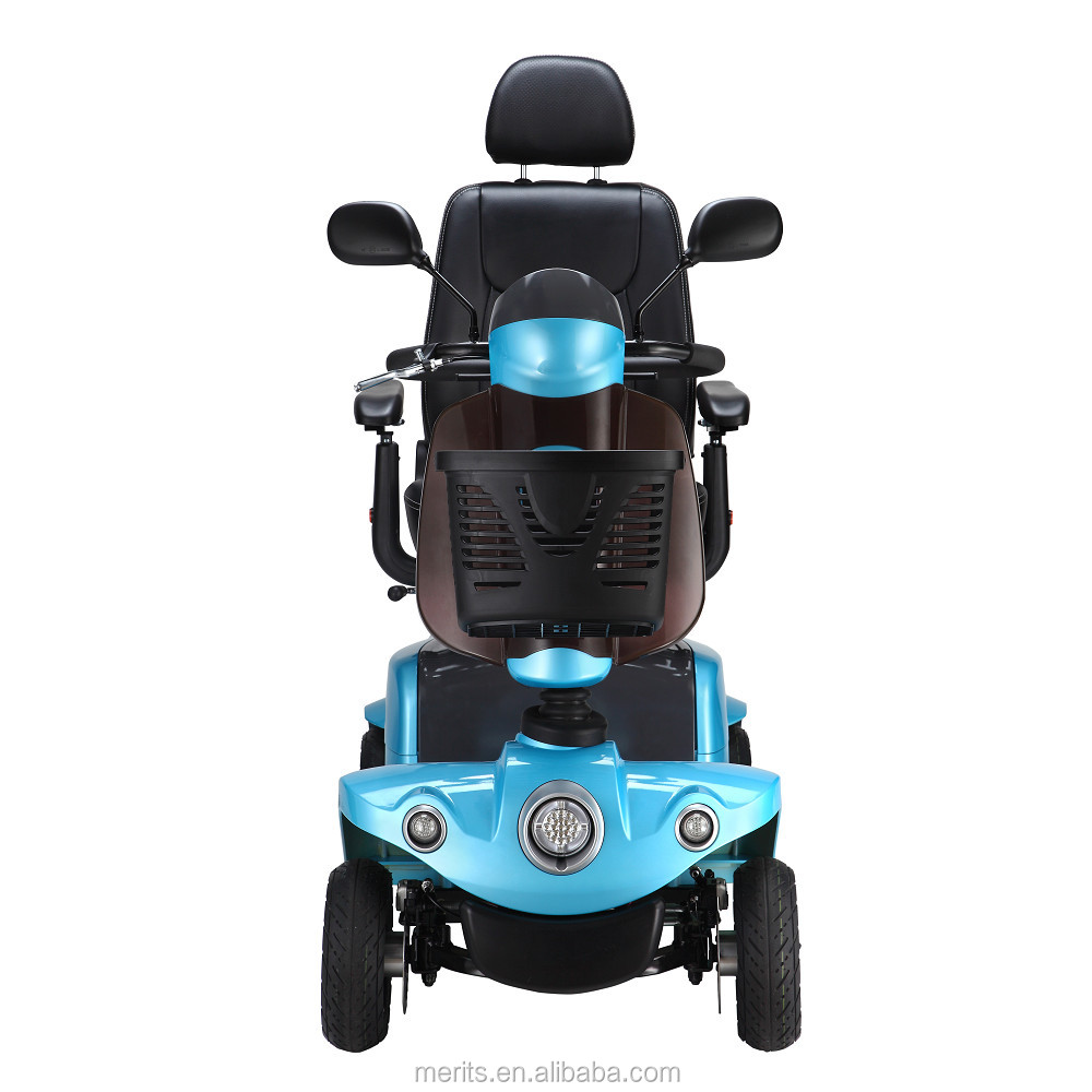 S946 2017 new product 4 wheel full suspension electric mobility scooter