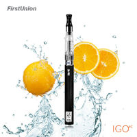 Good quality electronic cigarete iGo 4C smart LCD display elektrikli sigara shenzhen electronic cigarette