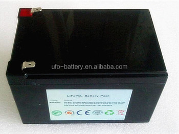 Original 18650 battery pack lithium ion battery pack 12v 12Ah for ups emergency power system