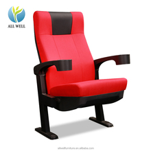 Wholesale cheap price commercial theater furniture cinema auditorium chair seat with cup holder