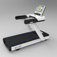 LANDFITNESS cardio machine/ LDT-917 Touch Screen electric walking machine/Commercial Treadmill